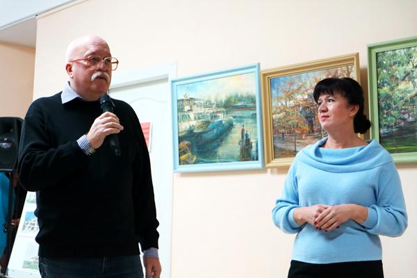 Персональна виставка Олександра Степаненко