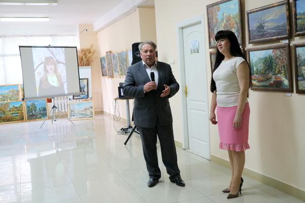 Персональна виставка Ірини Іванюк