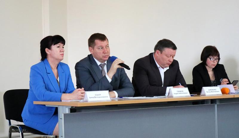 Розширена підсумкова колегія ДОЗ та Круглий стіл