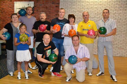 Чемпіонат зі спортивного боулінгу