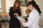 День відкритих дверей у Херсонському обласному онкологічному диспансері