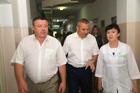Робочий візит голови обласної ради та директора Департаменту охорони здоров`я