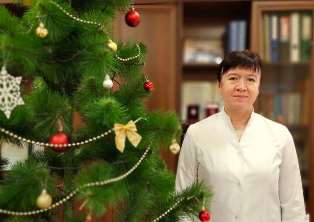 Новорічне привітання від Ірини СОКУР